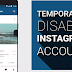 Deactivate Instagram Account Temporarily