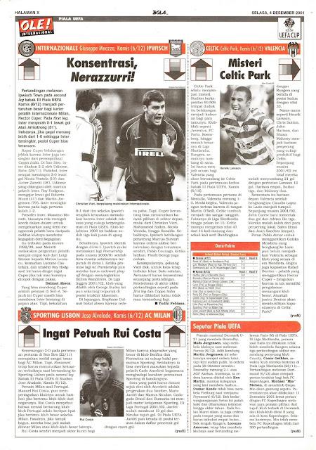 UEFA CUP 2001 INTERNAZIONALE VS IPWISCH