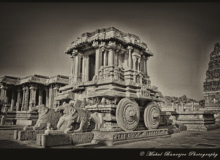 Group of monuments in Hampi