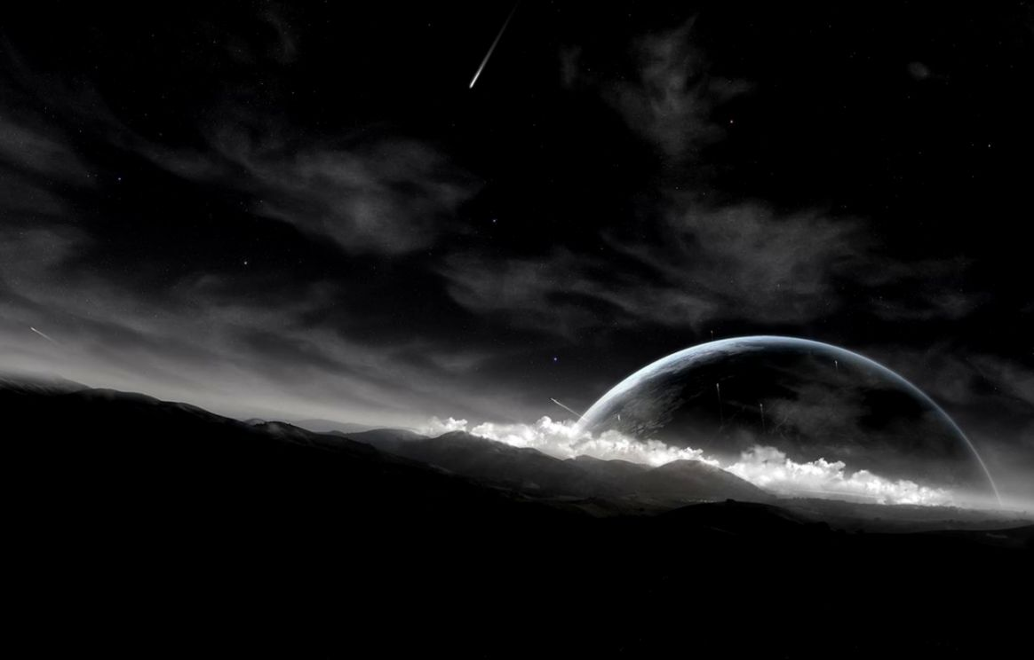 Space Scene Background Hd Wallpaper Wallpapers Tumblr