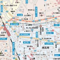 連JR站的地圖顯示 | © mapion.co.jp