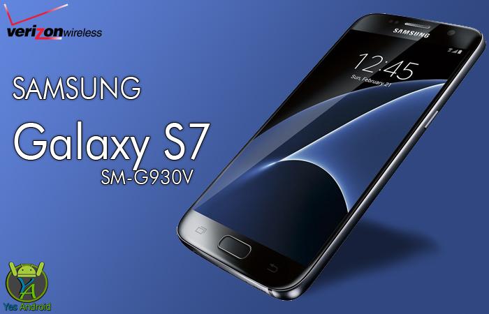 G930VVRU4BQA4   Samsung Galaxy S7 (Verizon) SM-G930V
