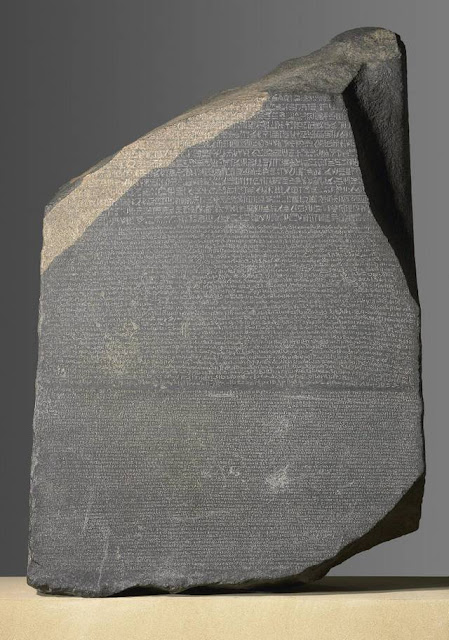 Egypt calls for return of Rosetta Stone from British Museum