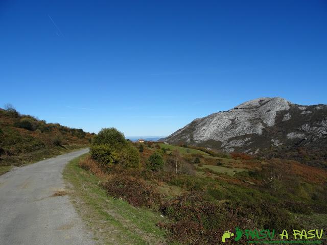 Camino a la Braña Cibidiellu