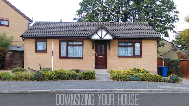 Downsizing your house home property moving retirement retiring