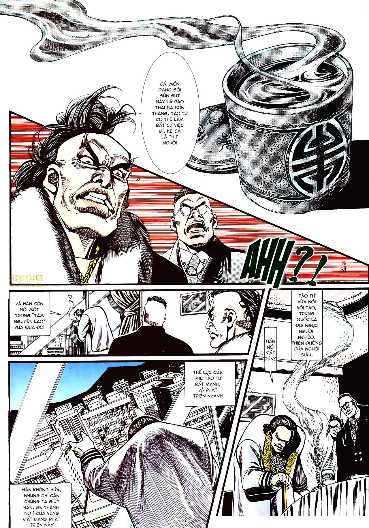Người Trong Giang Hồ chapter 157: thiên đường địa ngục trang 29