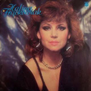 Halina Frąckowiak okładka albumu