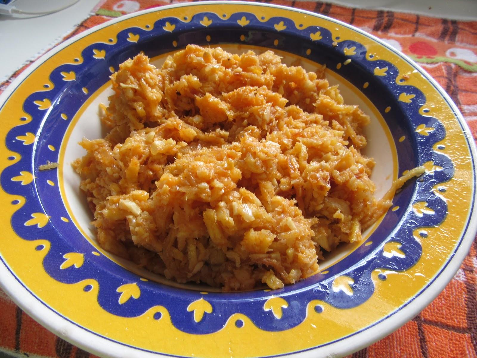 Las recetas de pepejo bacalao ajoarriero al estilo burrueco - Cocinar bacalao congelado ...