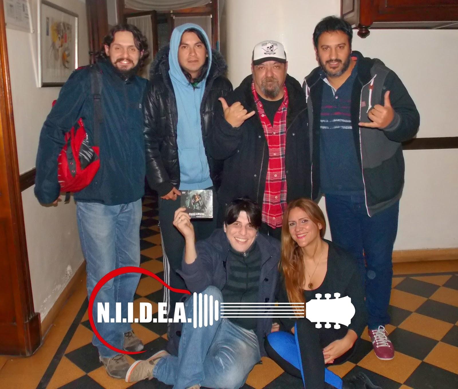 337° 14-08: COLA DE PATO vuelve a NI IDEA!