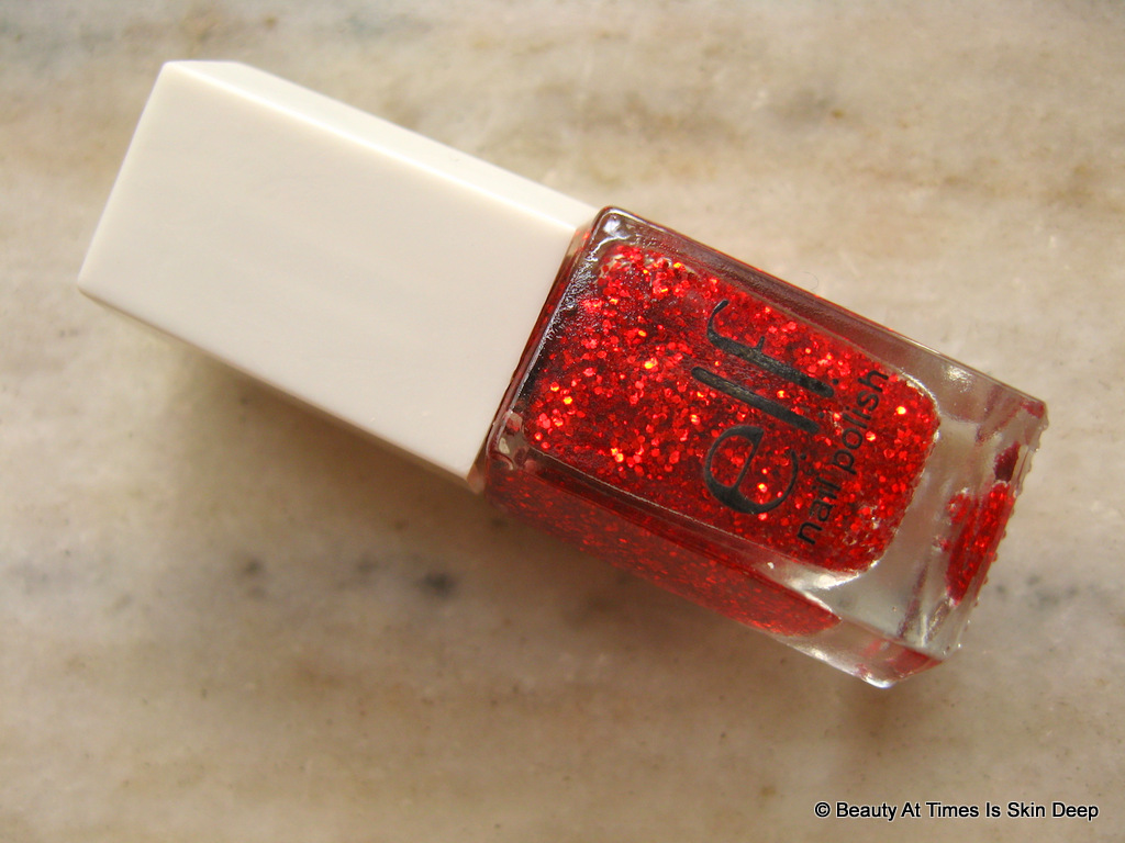 Elf Box Set Nail Polish In Love Me Swatch Review Price