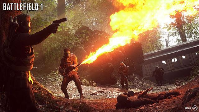 لعبة Battlefield 1 تفقد بشكل رهيب عدد ضخم من مجموع اللاعبين على جميع الأجهزة لهذه الأسباب …