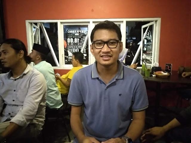 Rismono Sarlim Ajak Wartawan Nobar Final Liga Champion dan Sahur Bersama