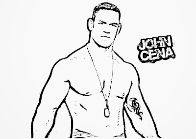 free wwe coloring pages to print colorings net