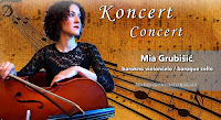 Mia Grubišić, koncert - Bol slike otok Brač Online