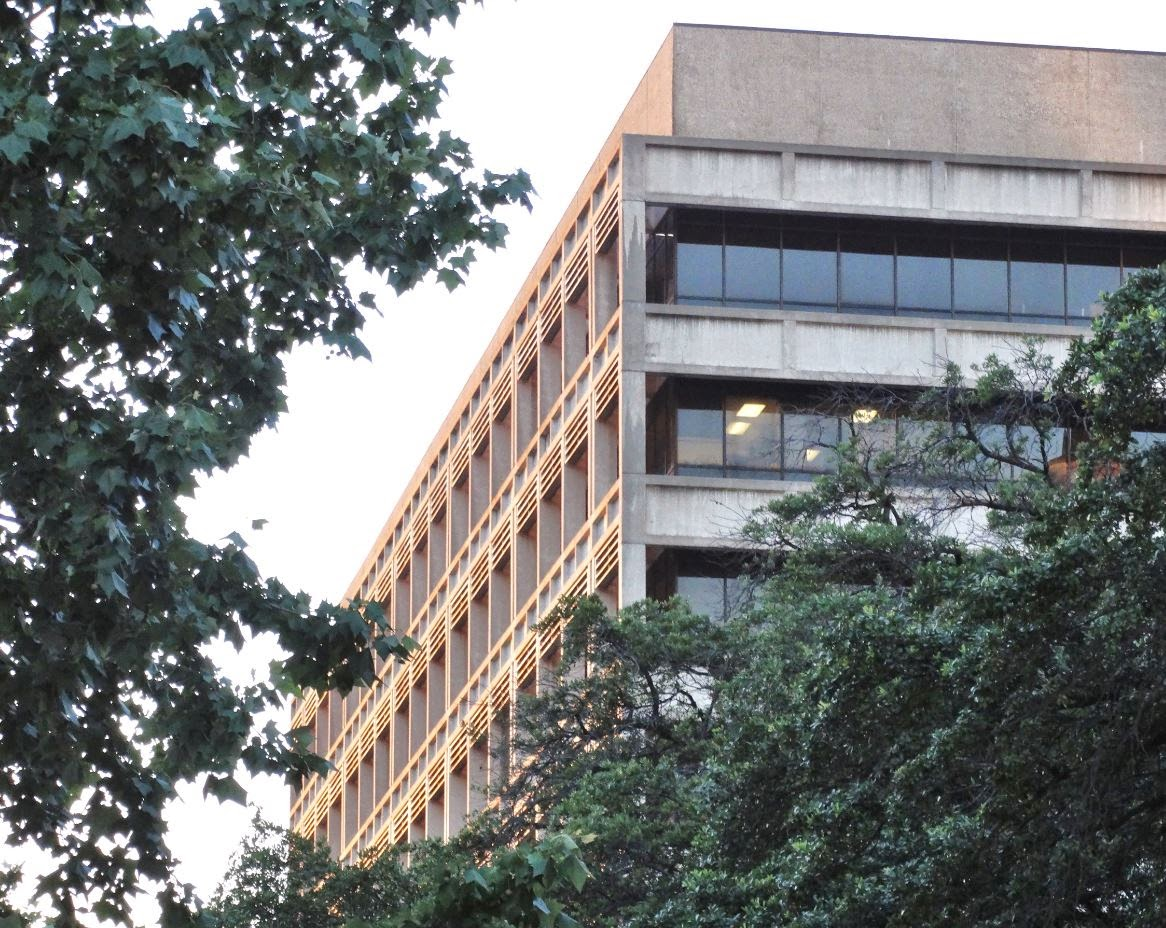Photo of Harris County Administration Building  1001 Preston, Houston, Texas, Downtown 77002