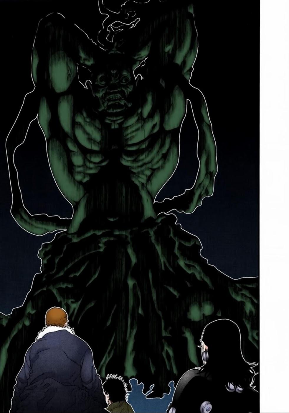 Gantz Chap 64: Chiến đấu trang 3