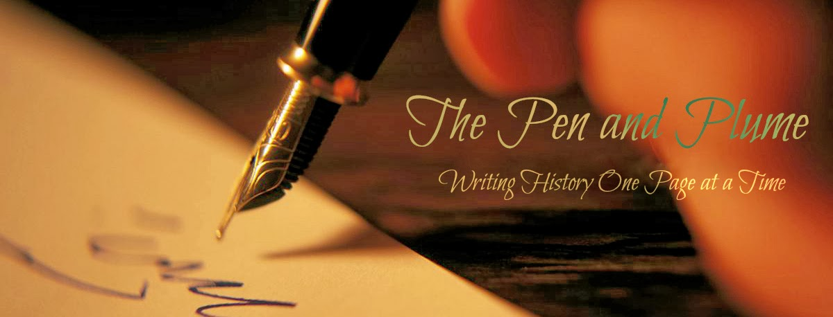 The Pen and Plume: History Today: Jamestown Colonists Resorted to
