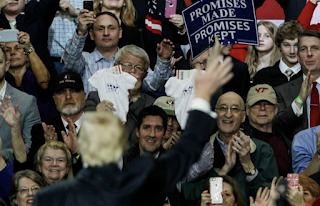 There Is No Real Evidence That Trump Voters Are Turning On Trump