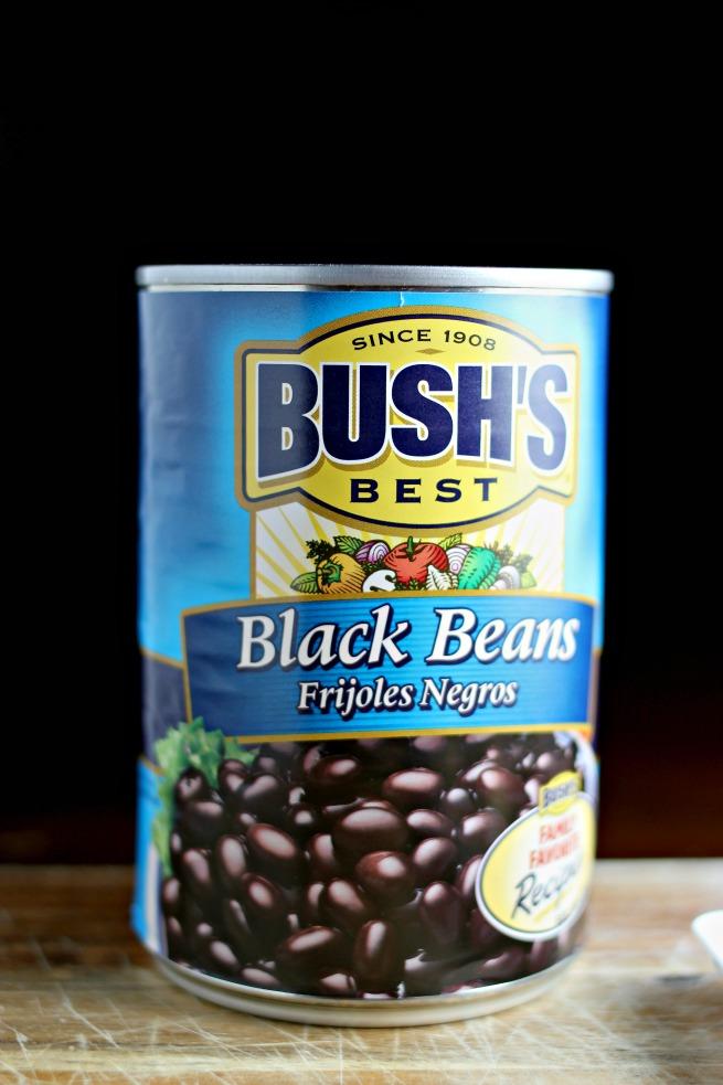 Southwestern Black Bean Penne Alfredo Recipe