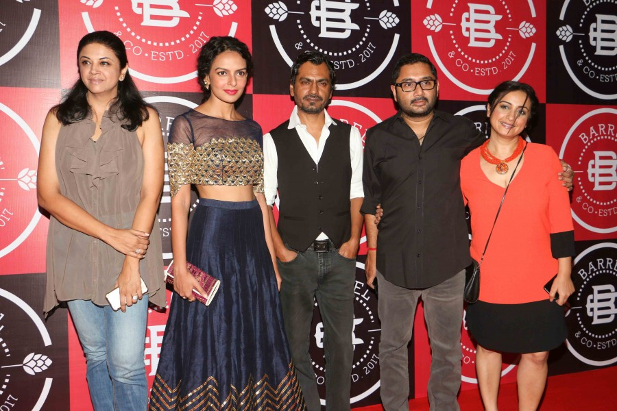 Success Party Of Film Babumoshai Bandookbaaz