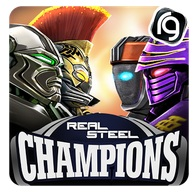 Real Steel Champions Mod Apk 1.0.261 ( Lots of Money ) For Android