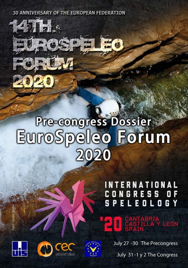 Euro Speleo 2020. The Pre-Congress