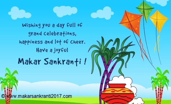 Happy Makar Sankranti 2017 Images, Wallpapers, Photos HD Wishes ...