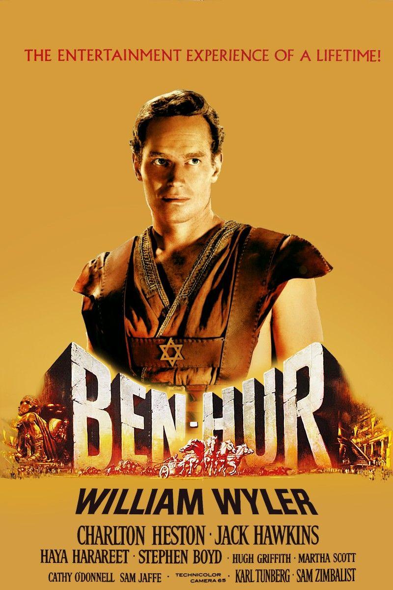 Os Bastidores de Ben-Hur (1959) ~ Memórias Cinematográficas