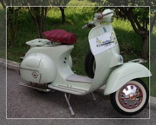 modifikasi vespa army modifikasi airbrush vespa