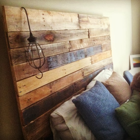 The Trend Spot: Reclaimed Wood Pallets