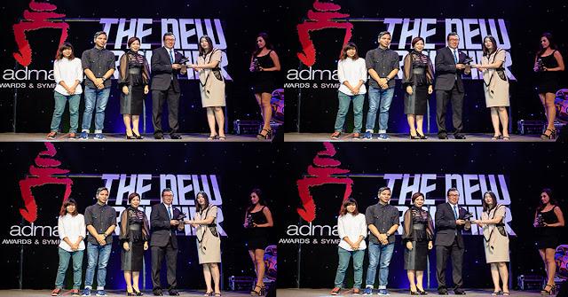 Dự án hành trình hướng đến hạnh phúc đạt giải tại giải thưởng Adman