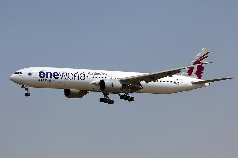 Qatar Airways aloittaa lennot Helsingistä