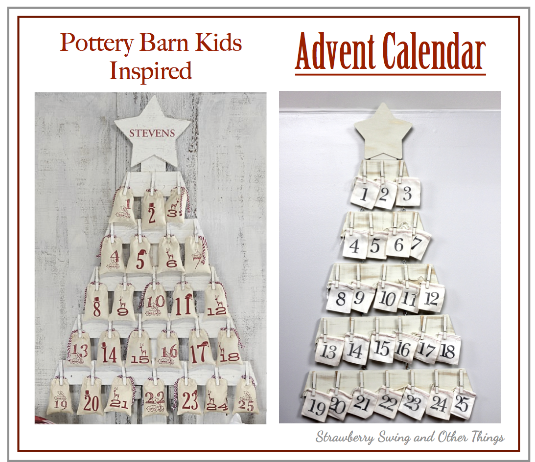 Strawberry Swing And Other Things Diy Pottery Barn Kids