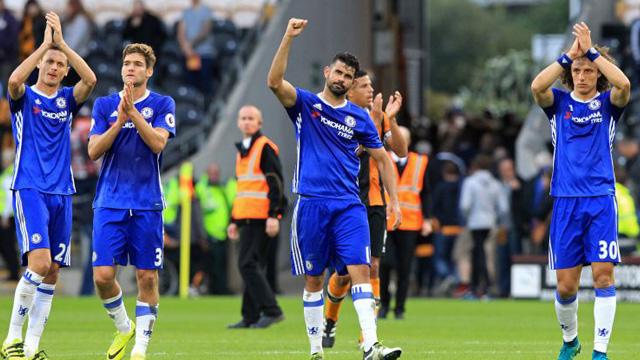 [Video] Cuplikan Gol Hull City 0-2 Chelsea (Liga Inggris)