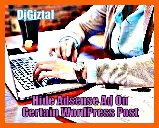 How To Hide Adsense Ads On Certain WordPress Posts