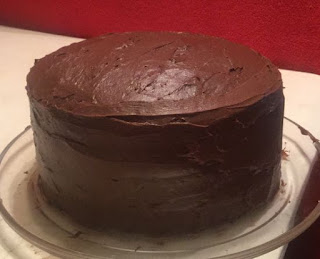 Death by Chocolate cake, ultimate chocolate cake recipe, triple chocolate cake recipe,