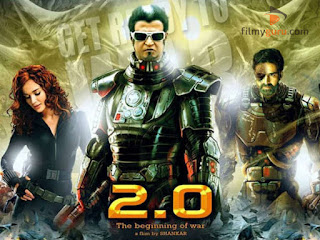 Robot 2.0 Full Movie in Hindi and Tamil