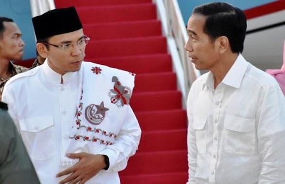 Gerindra Singgung Rekam Jejak Politik TGB