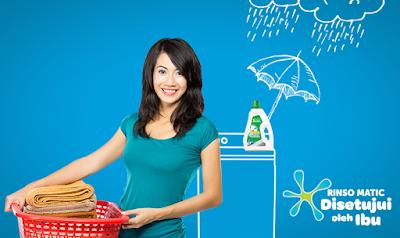 cara mencuci pakaian image