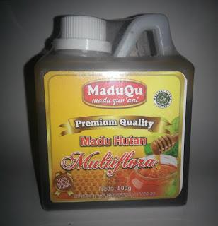 MaduQu – Madu Qur'ani