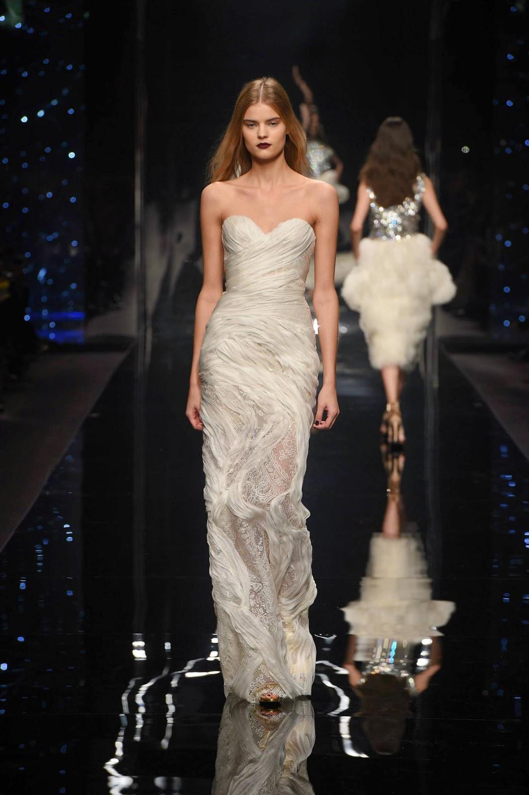 Concierge4fashion The Most Beautiful Girl In The World: Concierge4Fashion: Ermanno Scervino Women's Fall Winter
