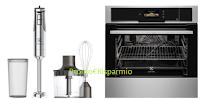Logo Vinci frullatore e forno combinato Electrolux