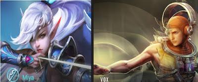 6 hero mobile legends dan vainglory yang memiliki skill hampir mirip