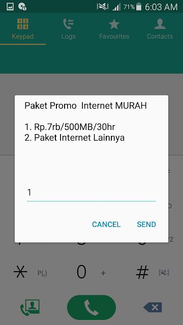 Paket telkomsel hanya 5ribu