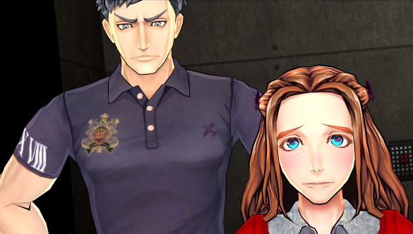 Zero Time Dilemma screenshot 2