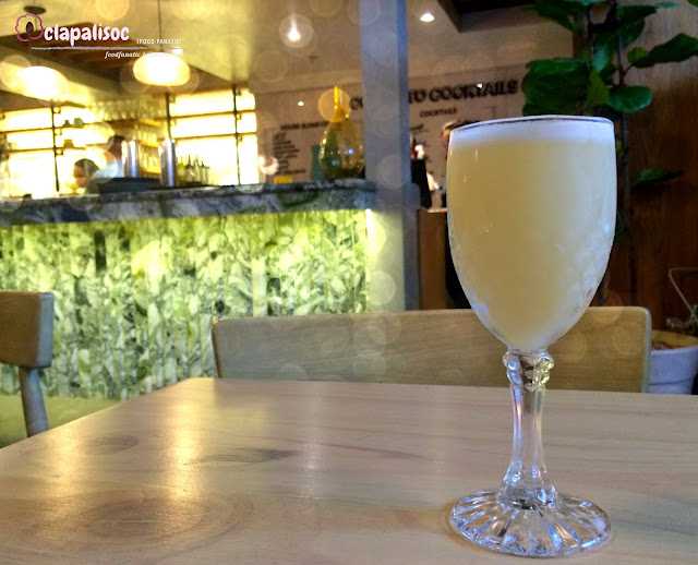 Milk of the Poppy Cocktail from Sunnies Cafe BGC
