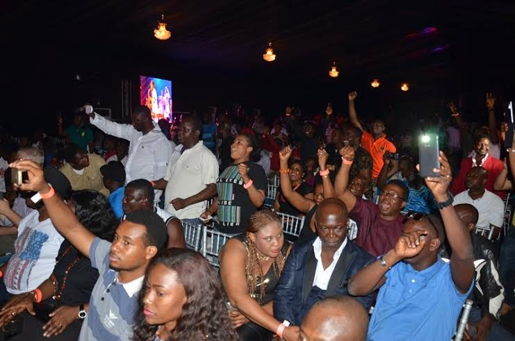 21 Femi Kuti Dazzled At Legend Extra Stout Re Launch