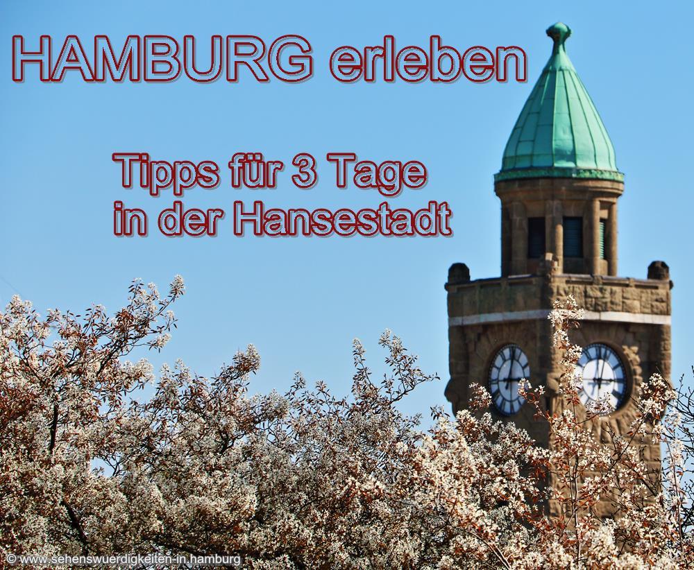 Hamburg erleben!
