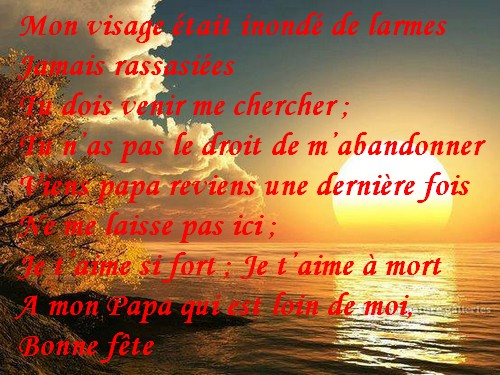 Citation Papa Decede