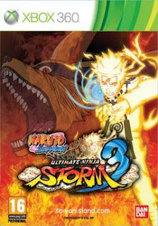 Naruto Shippuden Ultimate Ninja Storm 3 (XBOX360) 2013